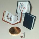 Postzegelensigarenbandjesboekje